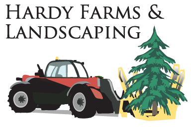 Hardy Farms & Landscaping Logo